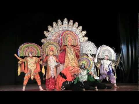 Purulia Chhau Dance -ojkj37wzOnc