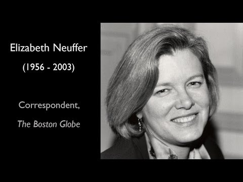 Tribute to Elizabeth Neuffer (1956 - 2003)