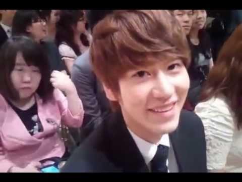 [close fancam] 110702 Kyuhyun at his friend's wedding