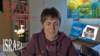 REACCIÓN EN DIRECTO `` TOY ´´ | Netta Barzilai