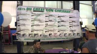 Ducks Unlimited (Wetlands Conservation Raffle)