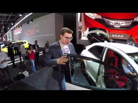 Honda Civic Type-R // Женева 2015 // АвтоВести Online
