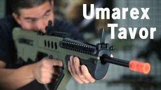 Umarex IWI Tavor TAR-21 Elite and Competition Version Breakdown - Airsoft GI