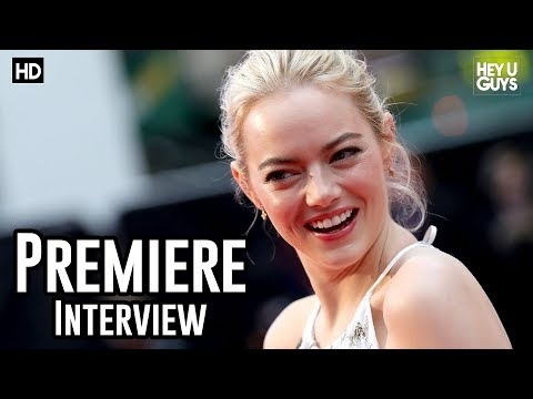 Emma Stone | Battle of the Sexes LFF 2017 Premiere Interviews streaming vf