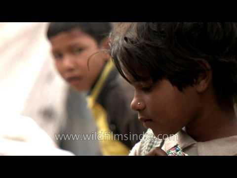 Living in trash : Delhi ragpickers