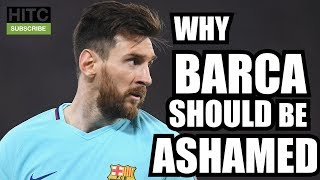 WHY BARCELONA SHOULD BE ASHAMED | Irish Guy's Rant