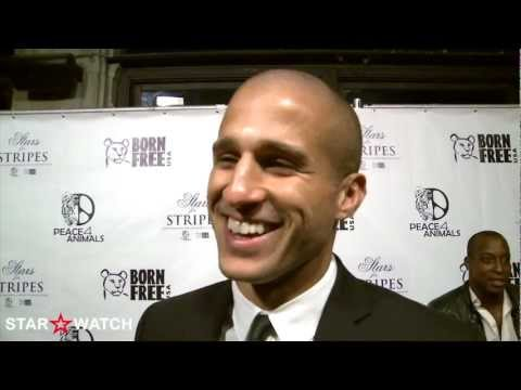 Last Resort, Michael King Interview at Stars For Stripes Red Carpet Gala