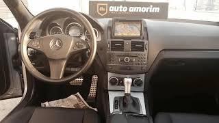 Mercedes Benz C 220 CDI AVANTGARDE AMG GPS TAP para Venda em Auto Amorim . (Ref: 571487)