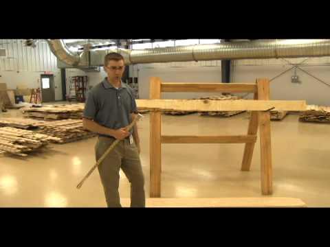 The Basics of Hardwood Lumber Grading