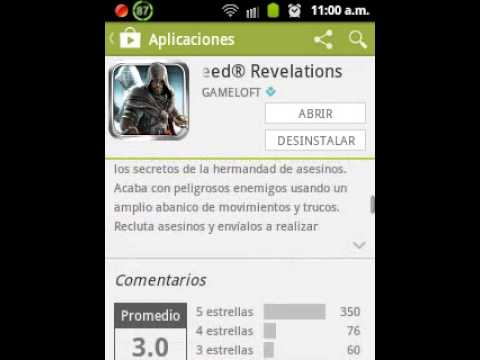 Descargar Assassins creed revelation para android