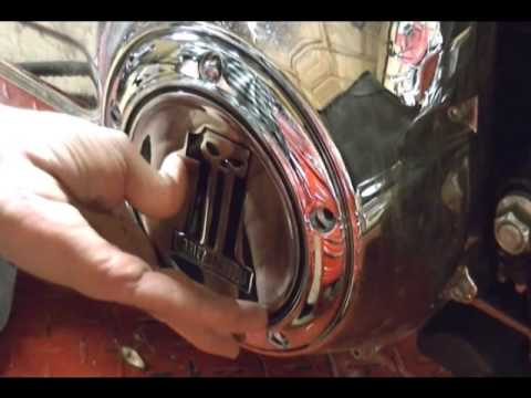 Product Review & Install: Harley Davidson Motorcycle Derby and Timer Cover 32519-10. 25331-10