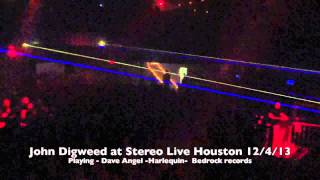John Digweed - Live at Stereo in Houston 2013