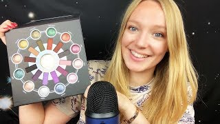 ASMR Zodiac Eye Shadow Palette (Whispered)