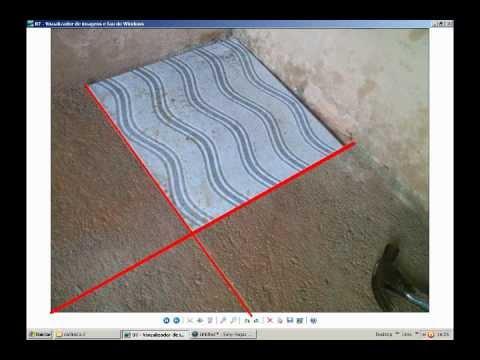 Cer mica em piso coloca o super f cil parte 02 youtube - Como blanquear el piso de ceramica ...