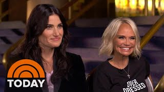 Idina Menzel And Kristin Chenoweth Reminisce About ?Wicked? | TODAY