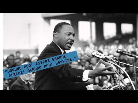 Martin Luther King: biografia, storia e vita