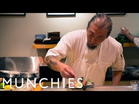 The Sushi Chef: Shark Hearts & Fish Sperm with Yoya Takahashi