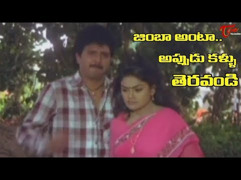 Rape Scene - Sudhakar - Nirosha In A Park video
