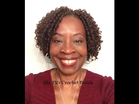 Crochet Hair Spirals : ... Jamaican/Spiral Bob & Loose Jamaican/ Spiral Crochet Braids - YouTube