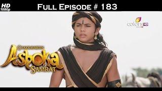 Chakravartin Ashoka Samrat - 12th October 2015 - चक्रवतीन अशोक सम्राट - Full Episode(HD)