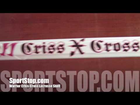 Warrior Krypto Pro Criss Cross Warrior Kryptolyte Criss Cross