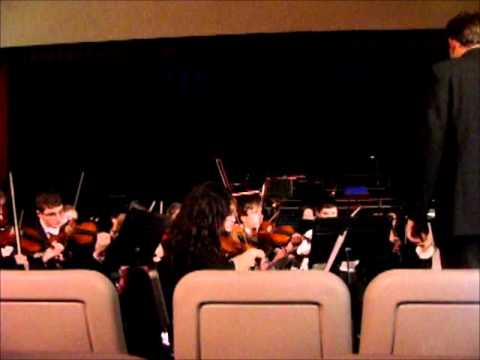 Connetquot HS Symphony Orchestra - 12/2012