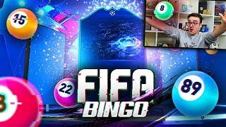 I STILL CAN'T BELIEVE WHAT I DID.... FIFA BINGO!!! Fifa 19 Pack Opening Challenge