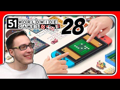 Livestream! 51 Worldwide Games [Nintendo Switch / Deutsch / Multiplayer] (Stream 28)