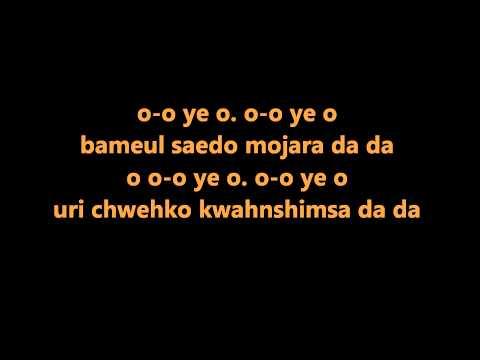 Girls' Generation - I Got A Boy Lyrics video