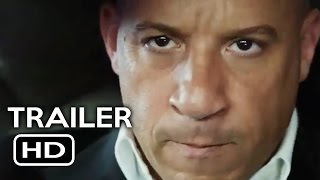 Fast and Furious 8: The Fate of the Furious Trailer #2 (2017) Vin Diesel Movie HD
