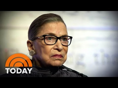 Donald Trump: Ruth Bader Ginsburg Should Resign From Supreme Court   TODAY