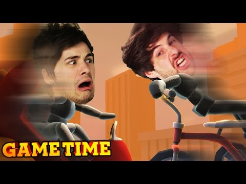 TURBO DISMOUNT - NO YOUTUBER IS SAFE! (Gametime w/ Smosh Games)