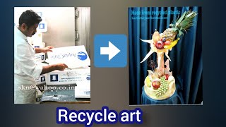 Innovative WASTE PLASTIC recycling - KARTIST
