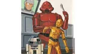"Star Wars ""Droid World"" the Further Adventures"