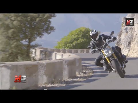 bmw r 1200 r 2015 street fighter test youtube. Black Bedroom Furniture Sets. Home Design Ideas