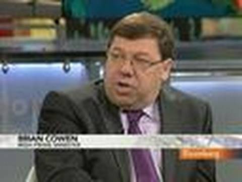 Ireland's Cowen Discusses Austerity Measures, Banking: Video