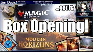 Opening My MCQ Prize Box Of Modern Horizons!