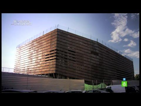 """La """"Ciudad del Circo"""" de Alcorcón permanece inacabada e inoperativa - El Objetivo"""