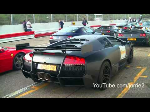 Revving supercars 2010 - Lovely Sounds! - 1080p HD