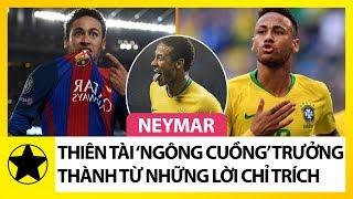 Neymar – Thiên Tài 'Ngông Cuồng' Trưởng Thành Từ Những Lời Chỉ Trích