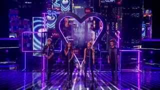 "Only The Young ""Boom Clap"" - Live Week 3 - The X Factor UK 2014"