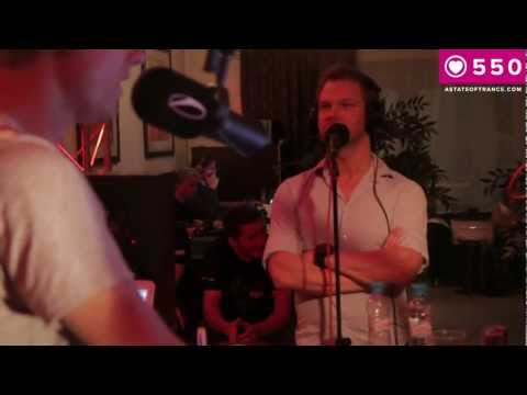 ASOT 550 Moscow: interview Dash Berlin