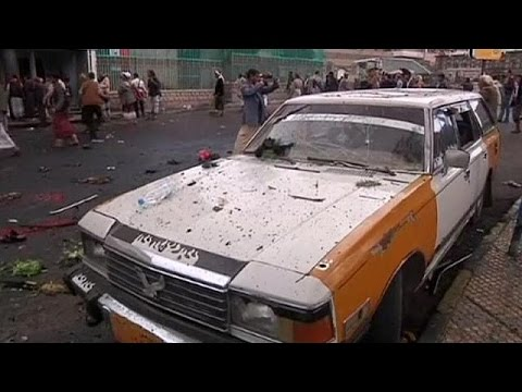 Yemen suicide attacks kill dozens