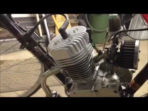 Motorized Bike High Compression Head Install & Review