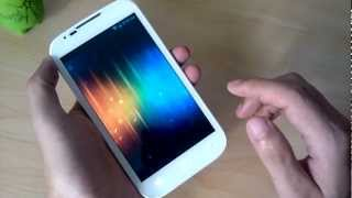 Star A80 - 5 Inch Note 1GHz Chip Android Phone Review