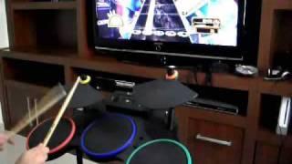 Bateria do Guitar Hero (português)
