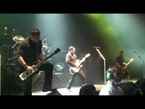 VOLBEAT ~ FALLEN ~ Gigantour 2012 Phoenix, Arizona