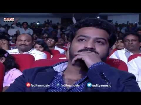 Jr NTR  Entry At  Rabasa Audio Launch -  Jr.Ntr, Samantha, Pranitha