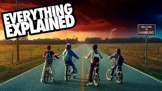STRANGER THINGS 2 Everything Explained + What