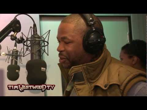 0 Westwood   Xzibit on new music, Detox & Pimp My Ride 1Xtra